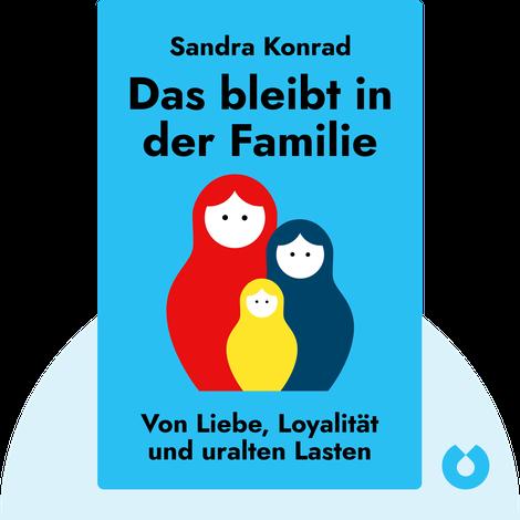 Das bleibt in der Familie by Sandra Konrad