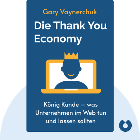 Die Thank You Economy by Gary Vaynerchuk