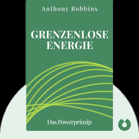 Grenzenlose Energie by Anthony Robbins