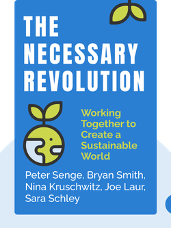 The Necessary Revolution: How Individuals and Organizations Are Working Together to Create a Sustainable World von Peter Senge, Bryan Smith, Nina Kruschwitz, Joe Laur, Sara Schley