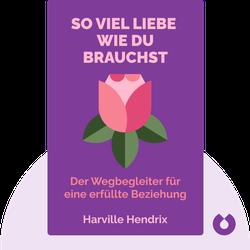 So viel Liebe wie Du brauchst: Der Wegbegleiter für eine erfüllte Beziehung von Harville Hendrix