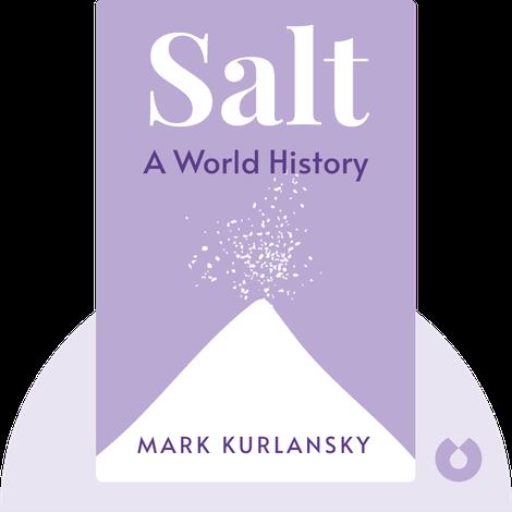Salt von Mark Kurlansky