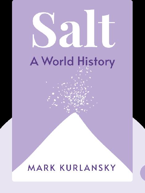 Salt: A World History von Mark Kurlansky