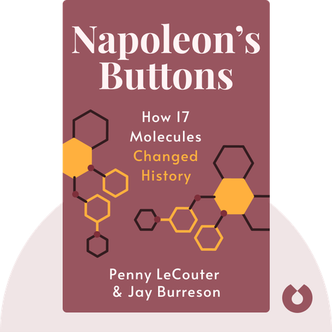 Napoleon's Buttons by Penny LeCouter & Jay Burreson