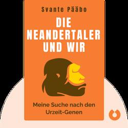 Die Neandertaler und wir: Meine Suche nach den Urzeit-Genen by Svante Pääbo