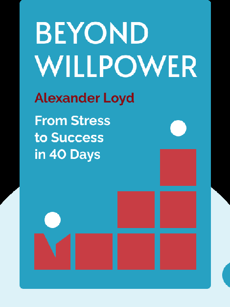 Beyond Willpower: From Stress to Success in 40 Days by Alexander Loyd
