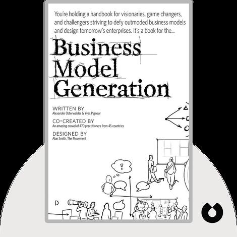 Business Model Generation von Alexander Osterwalder & Yves Pigneur