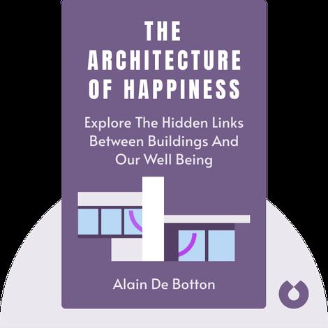 The Architecture of Happiness von Alain de Botton