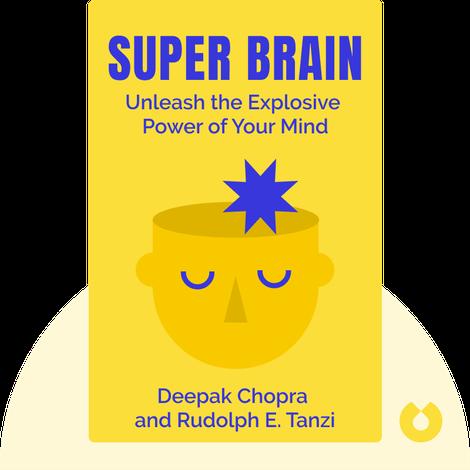 Super Brain by Deepak Chopra and Rudolph E. Tanzi
