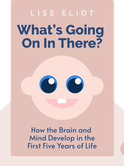 What's Going on in There?: How the Brain and Mind Develop in the First Five Years of Life von Lise Eliot