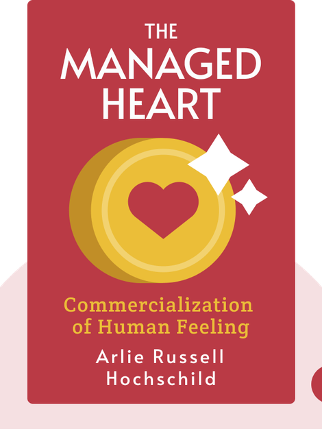 The Managed Heart: Commercialization of Human Feeling von Arlie Russell Hochschild