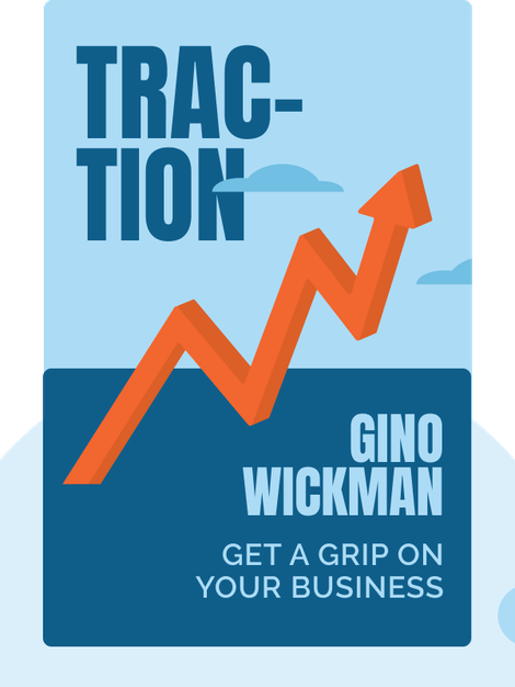 Traction: Get a Grip on Your Business von Gino Wickman