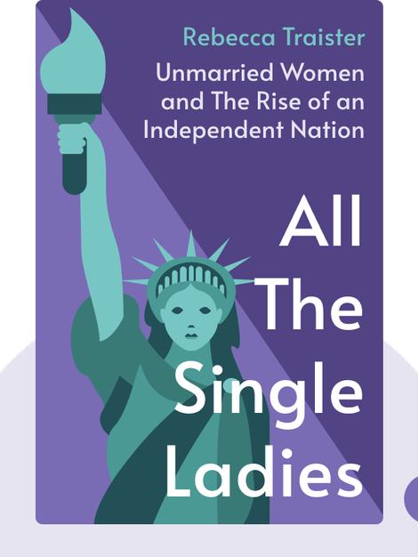 All The Single Ladies: Unmarried Women and The Rise of an Independent Nation von Rebecca Traister