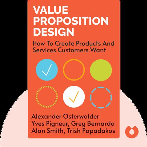Value Proposition Design von Alexander Osterwalder, Yves Pigneur, Greg Bernarda, Alan Smith, Trish Papadakos