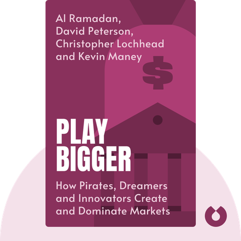 Play Bigger by Al Ramadan, David Peterson, Christopher Lochhead and Kevin Maney