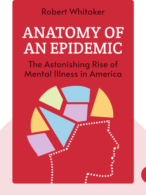Anatomy of an Epidemic: Magic Bullets, Psychiatric Drugs, and the Astonishing Rise of Mental Illness in America by Robert Whitaker