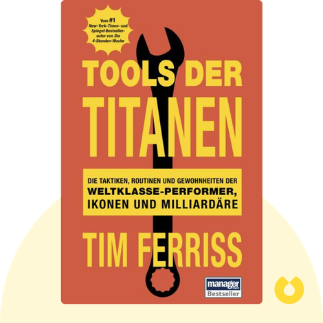 Tools der Titanen by Tim Ferriss