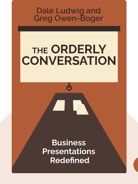The Orderly Conversation: Business Presentations Redefined von Dale Ludwig and Greg Owen-Boger