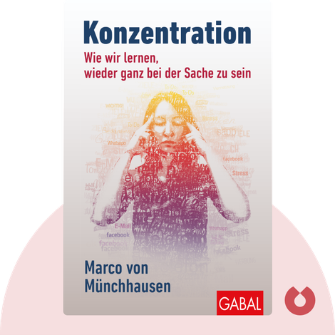 Konzentration by Marco von Münchhausen