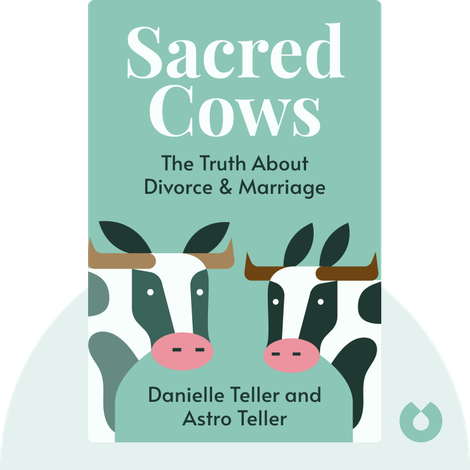 Sacred Cows by Danielle Teller and Astro Teller