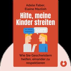 Hilfe, meine Kinder streiten: Wie Sie Geschwistern helfen, einander zu respektieren by Adele Faber, Elaine Mazlish
