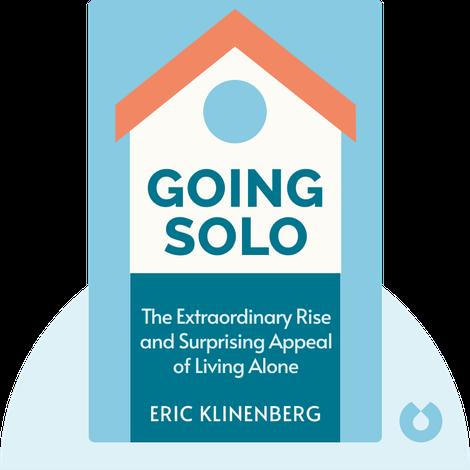 Going Solo von Eric Klinenberg