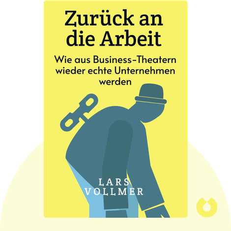 Zurück an die Arbeit by Lars Vollmer