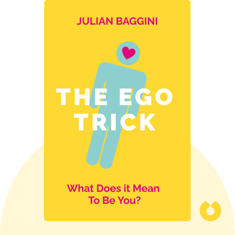 The Ego Trick by Julian Baggini