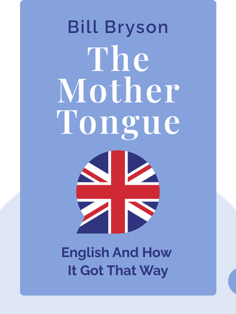 The Mother Tongue: English And How It Got That Way by Bill Bryson