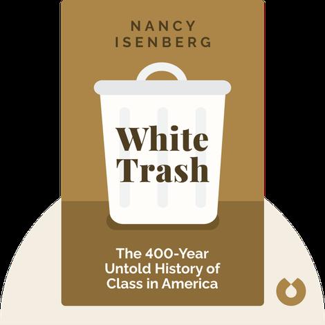 White Trash by Nancy Isenberg