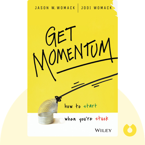 Get Momentum by Jason W. Womack & Jodi Womack