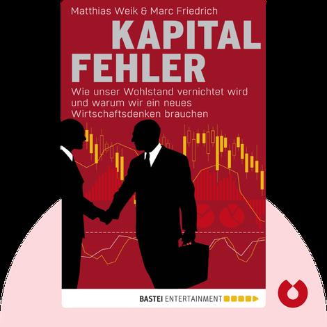 Kapitalfehler by Matthias Weik & Marc Friedrich