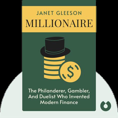 Millionaire von Janet Gleeson