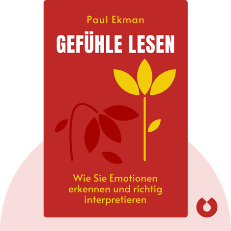 Gefühle lesen by Paul Ekman