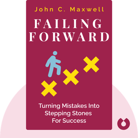 Failing Forward by John C. Maxwell