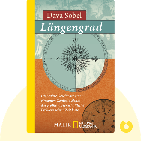Längengrad by Dava Sobel