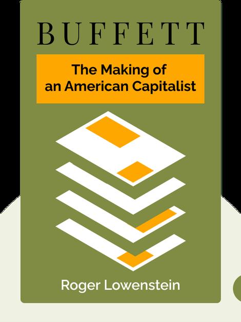 Buffett: The Making of an American Capitalist von Roger Lowenstein