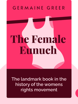 The Female Eunuch: The landmark book in the history of the womens rights movement von Germaine Greer