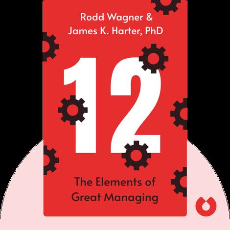 12 von  Rodd Wagner & James K. Harter, PhD