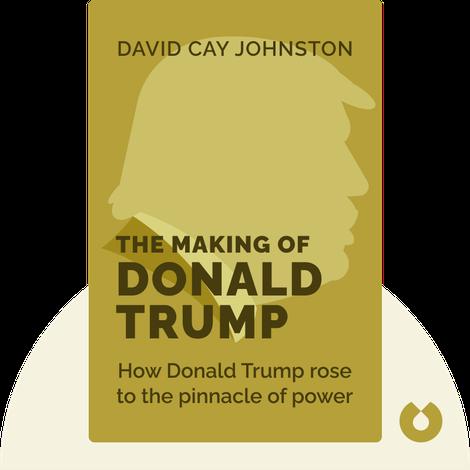 The Making of Donald Trump von David Cay Johnston