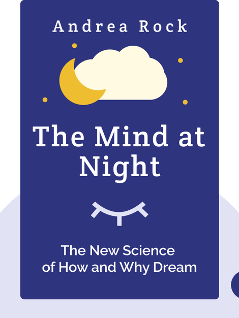 The Mind at Night: The New Science of How and Why We Dream by Andrea Rock