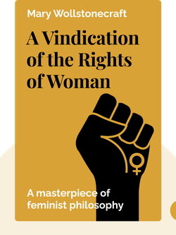 A Vindication of the Rights of Woman von Mary Wollstonecraft