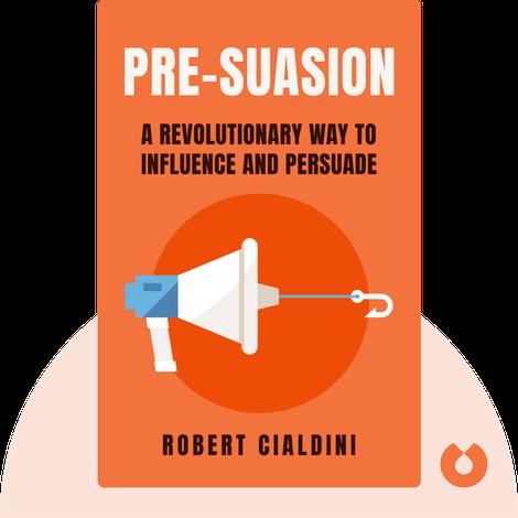 Pre-Suasion von Robert Cialdini