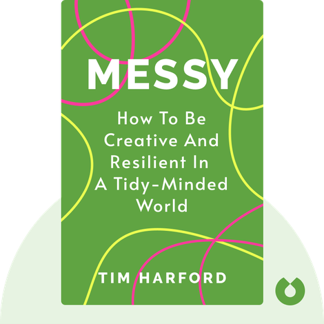 Messy von Tim Harford