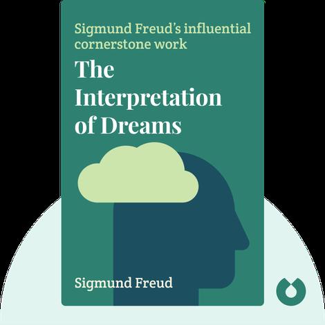 The Interpretation of Dreams von Sigmund Freud