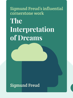 The Interpretation of Dreams von Sigmund Freud