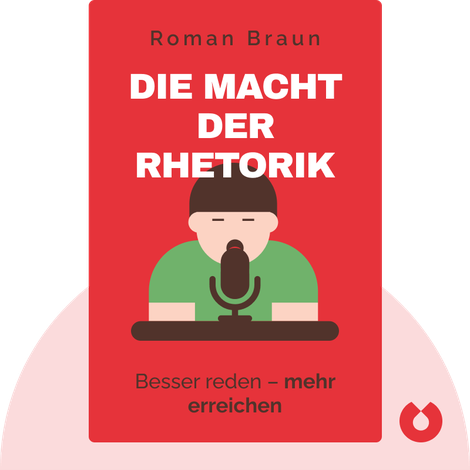 Die Macht der Rhetorik by Roman Braun