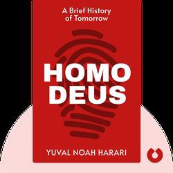 Homo Deus: A Brief History of Tomorrow von Yuval Noah Harari