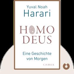 Homo Deus: Eine Geschichte von Morgen von Yuval Noah Harari