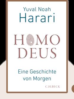 Homo Deus: Eine Geschichte von Morgen by Yuval Noah Harari